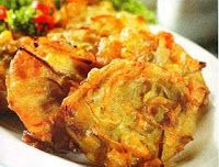 Image result for images indonesian veggie fritters
