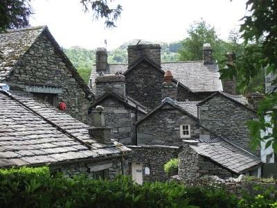 K Village Lake District village of Grasmere | Picturesque Villages | Pinterest | Lake District ...