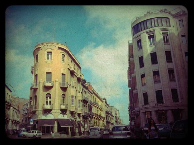 Viale XX Settembre, Catania