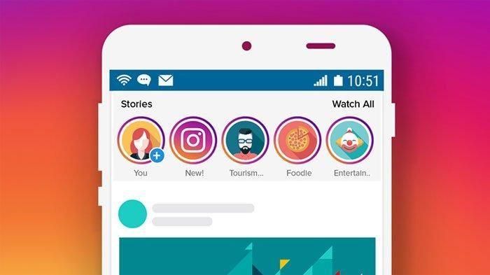 Aplikasi Buat Download Insta Story