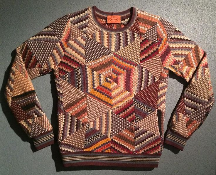 Event: Missoni at the Fashion & Textile Museum – The Pattern Cloud