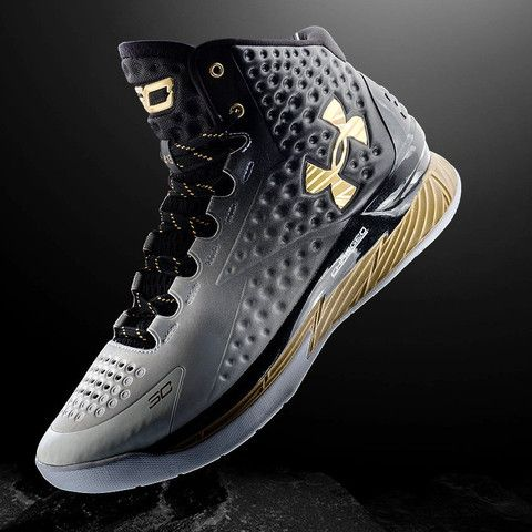 ed44ef5b0f1d where can i buy mens under armour stephen curry one mvp black white and  gold basketball