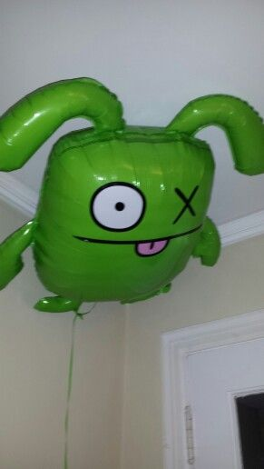 Save your deflated mylar balloons and use a small helium tank from party city to re inflate on a rainy day.