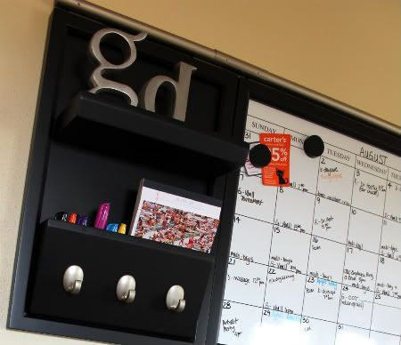 17 best images about organizing command centers on for Bulletin board ideas for kitchen