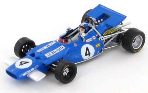 Matra-MS84-Ford-Jean-Pierre-Beltoise-British-GP-1969-1-43