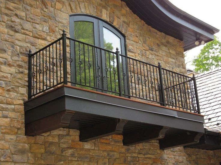 Lovely Balcony Railings Exterior