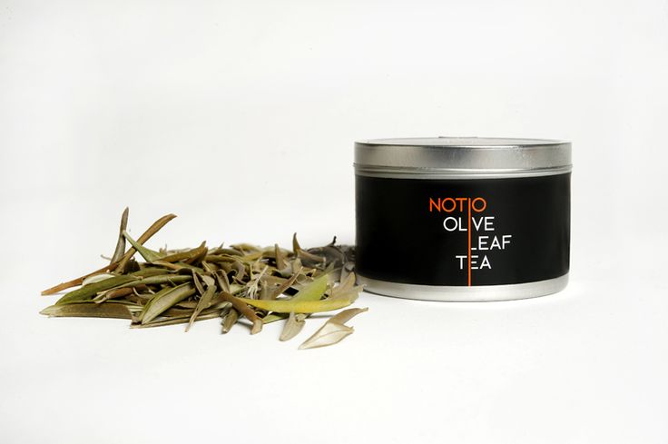 NOTIO Olive Leaf Tea. Proud to unveil our new baby - product !