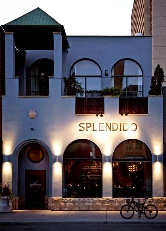Splendido Restaurant - Toronto, Ontario, Canada (via Splendido.ca)