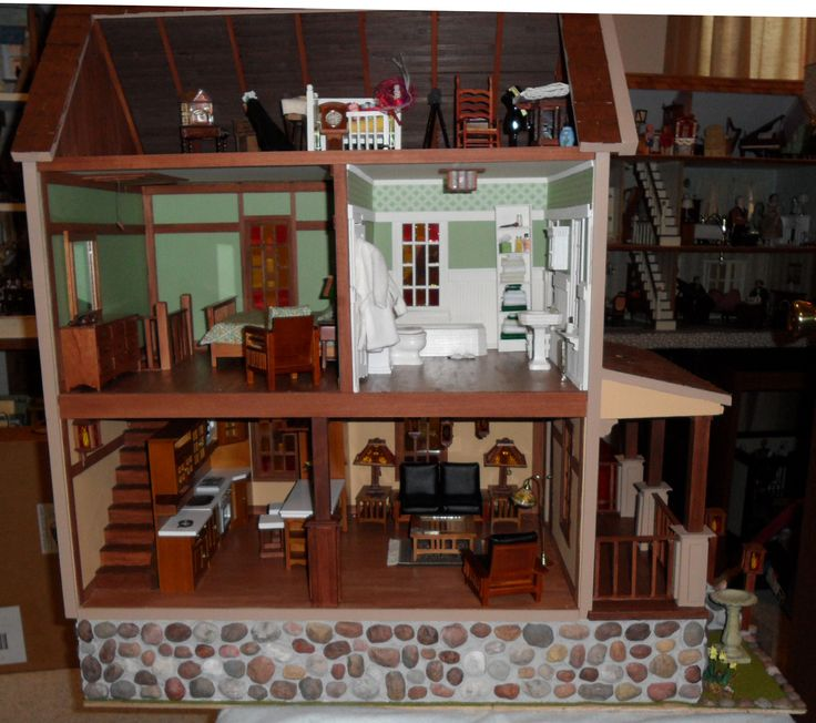 1000 Images About Dollhouse Interiors On Pinterest Southern