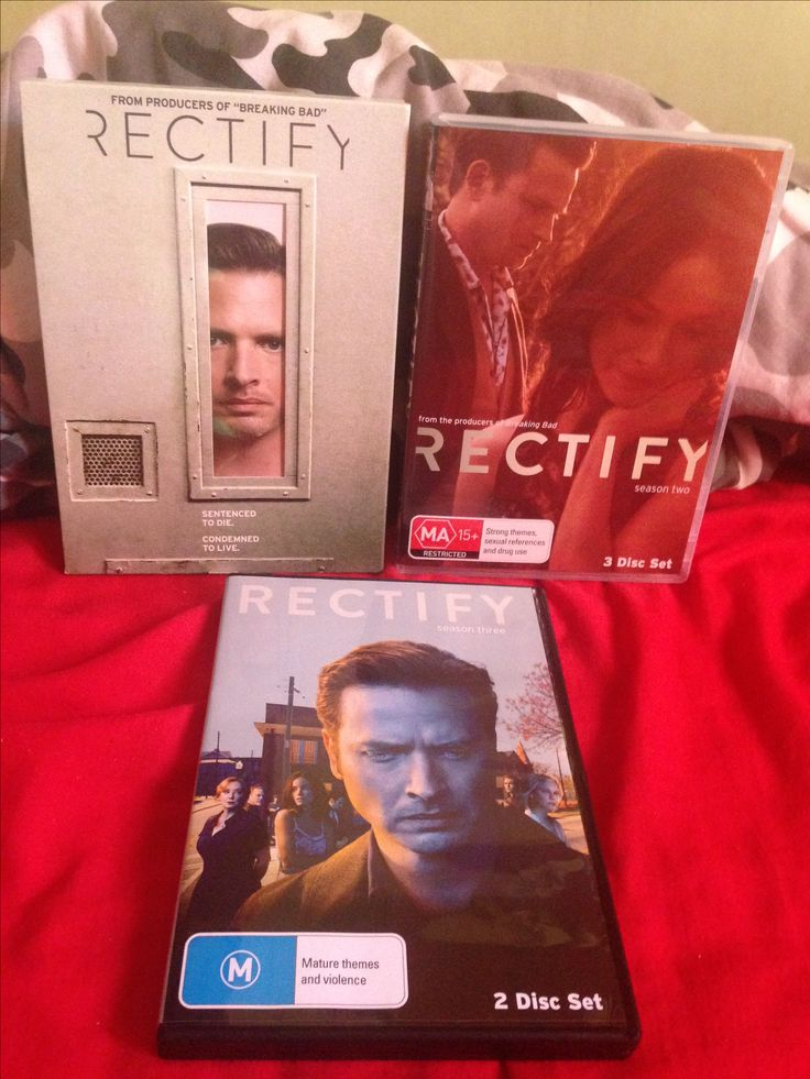Rectify Series 1-3
