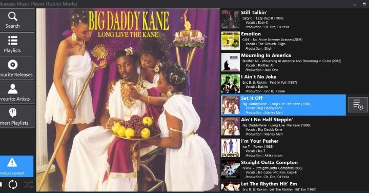 Listening to... @officialbigdaddykane  #LongLiveTheKane #SetitOff #throwback #classichiphop #classicalbum #dopealbum #oldschoolrap #classicmaterial #oldschoolhiphop #realhiphop #realrap #rapculture #hiphopculture #hiphopcdcollection #cdcollector #cdcollection #rapcollection #hiphopcd #rap #hiphop #hiphophead #hiphopjunkie #hiphopcollector #rapcollector #1988