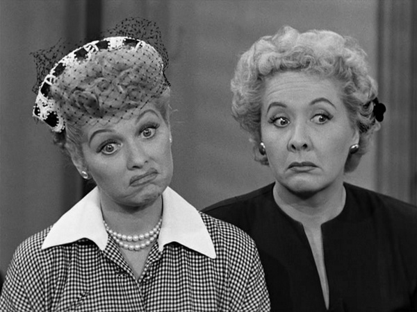 I love LucyBest Friends, Ethel, The Face, Lucile Ball, Funny, Lucille Ball, Things, I Love Lucy, People
