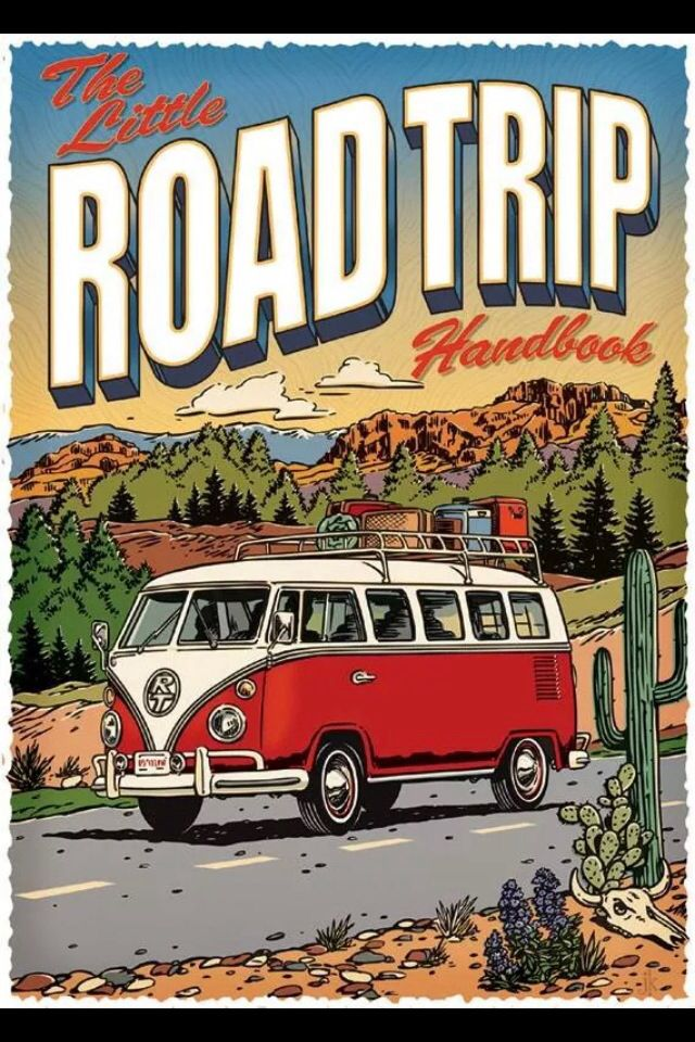 Road Trip in the World..