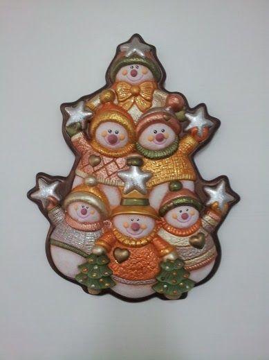 figuras de ceramica de navidad - Buscar con Google