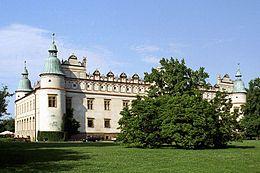 Baranów Sandomierski Castle, Poland