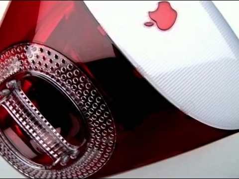 "Apple iMac G3 ""Ruby"" original TV Ad"