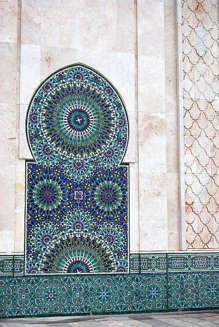 Morocco, please.