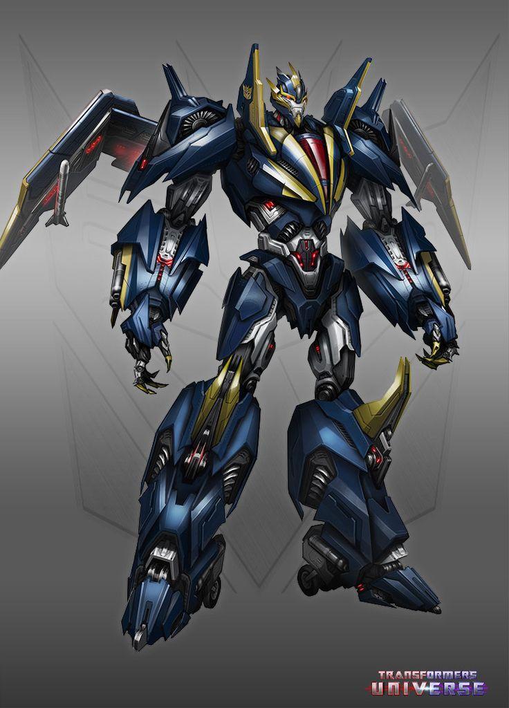 •Transformers Universe Bumblebee, Optimus Prime and Megatron Art - Transformer World 2005