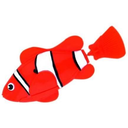 Swimming Safe Robot Fish Toy