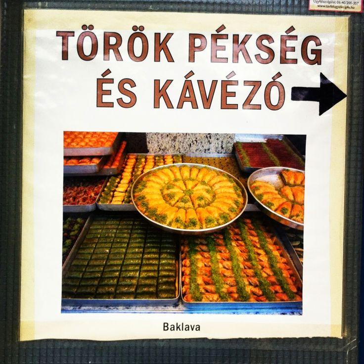 CHILI & VANILIA: A város legjobb baklavája: Pasha Bakery Budapesten