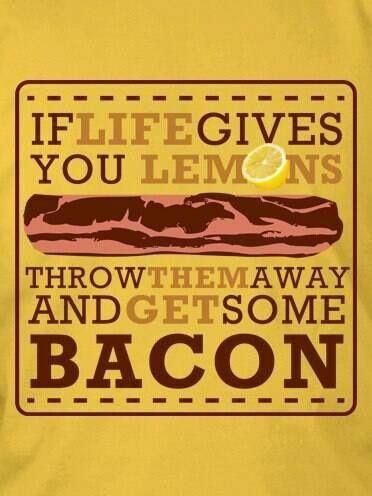 mmmm... bacon!