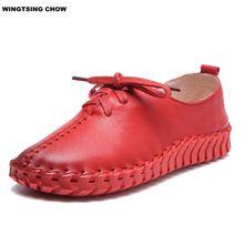 Новые Мягкие Кожаные Ботинки Женщин Квартиры Повседневная Женщины Мокасины Мокасины Handamde Женщина Обувь Вождения Обувь Для Женщин(China (Mainland))