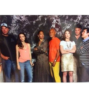 """""""Man do we ever love these reunions."""" 