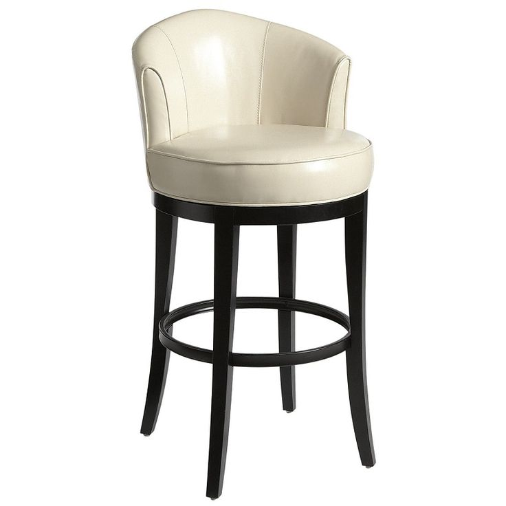 Lovely Round Back Bar Stool
