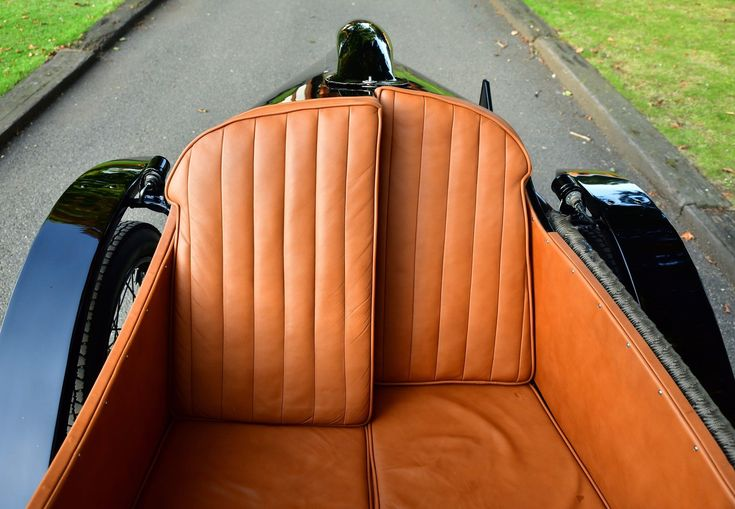 """1928 Austin Seven """"Brooklands"""" Super Sports by Gordon Englan SOLD (picture 5…"""