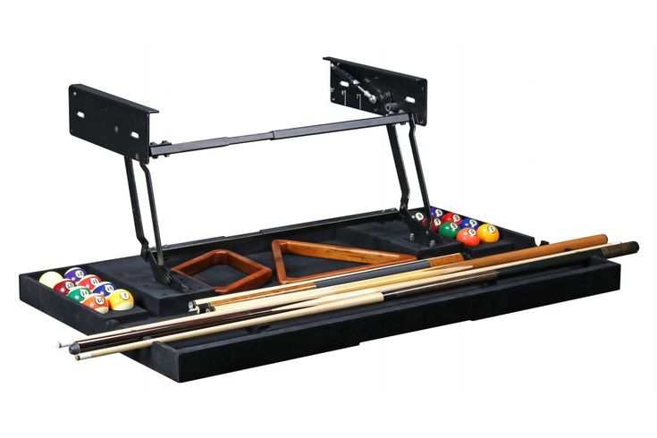The Perfect Drawer Pool Table Cue Rack Storage Amp Cue
