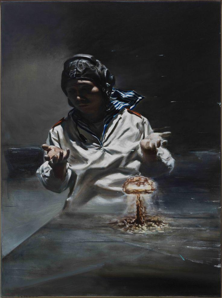 Apocalypse in Oils: Jia Aili's dark take on the rise of China
