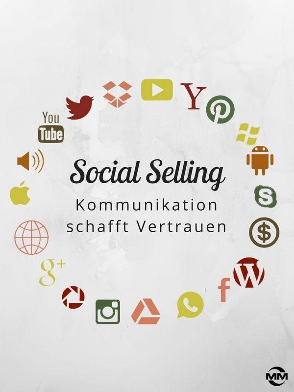 Social Selling: Authentische Kommunikation schafft Vertrauen. Heutzutage sind auch im Vertrieb echtes Engagement und reale Interaktion gefragt: Social Selling schafft Vertrauen für eine langfristige Kundenbindung.