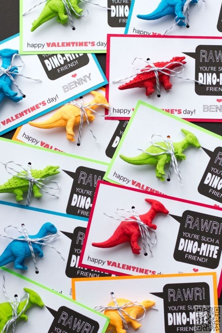 12. #Dino-Mite - 23 Totally #Awesome Party #Favors for a Boy's Birthday ... → #Parenting #Favorite