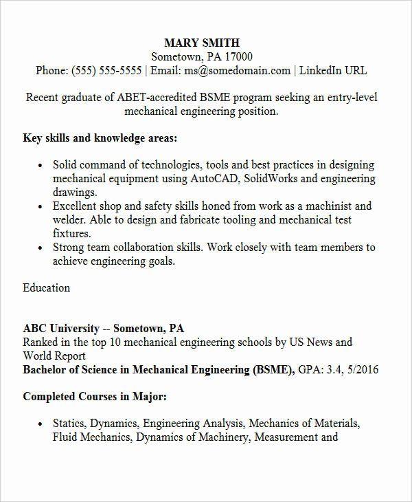 Entry Level Engineering Resume Luxury 30 Modern Engineering Resume Templates Engineering Resume Mechanical Engineer Resume Engineering Resume Templates