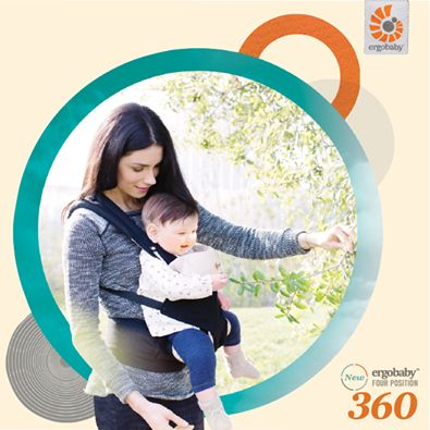 Ergobaby's new 360 carrier causes 'front facing' backlash | Babywearing It Out