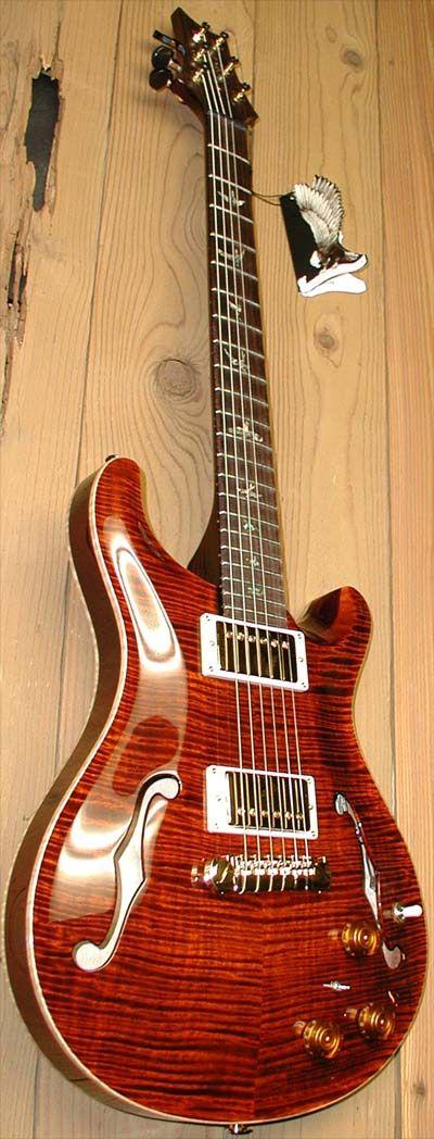 Guitarra Eléctrica PRS McCarty Archtop
