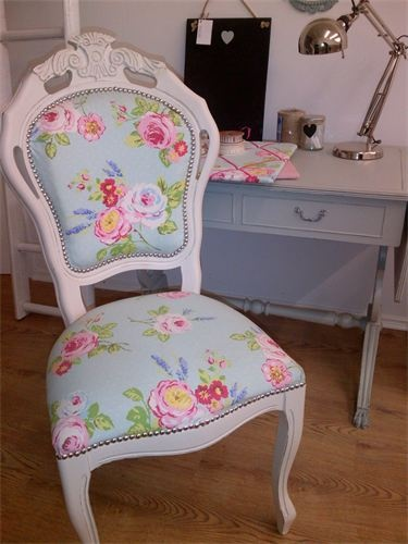 Nell Berrey - VINTAGE FURNITURE Louis Chair £145