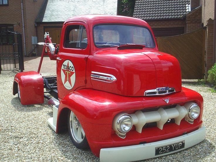1951 ford coe tow -#main