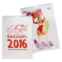 Календарь настенный 2016 500 руб. Календарь на 2016 год. Каждый месяц сопровождают иллюстрации в поддержку любимого клуба. Найдет достойное место в доме и безусловно должен быть у каждого поклонника красно-белой хоккейной команды.
