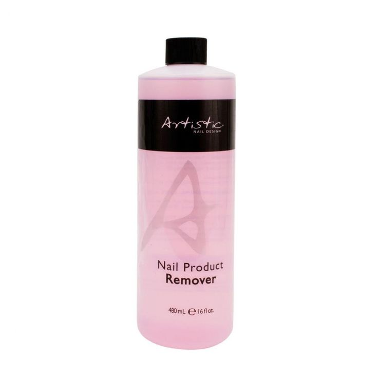 Manicure Soak Off Preparation Nail Prep Artistic Design Remover Spa Gel Vol 16 oz * Want additional info? Click on the image.