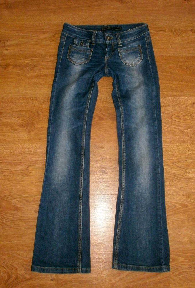 S oliver jeans abby smart low boot cut