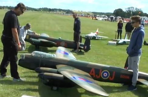 British Bombers & Fighters Airshow