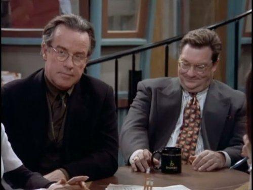 Phil Hartman and Stephen Root on NewsRadio