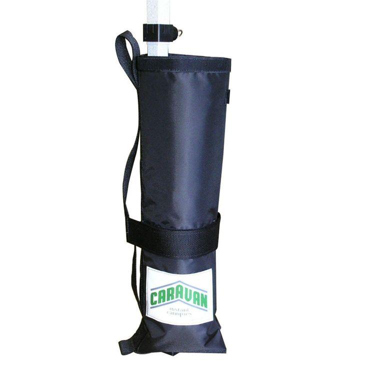 Caravan Sports Premium Canopy Weight Bag - Set of 4 - 10001200001