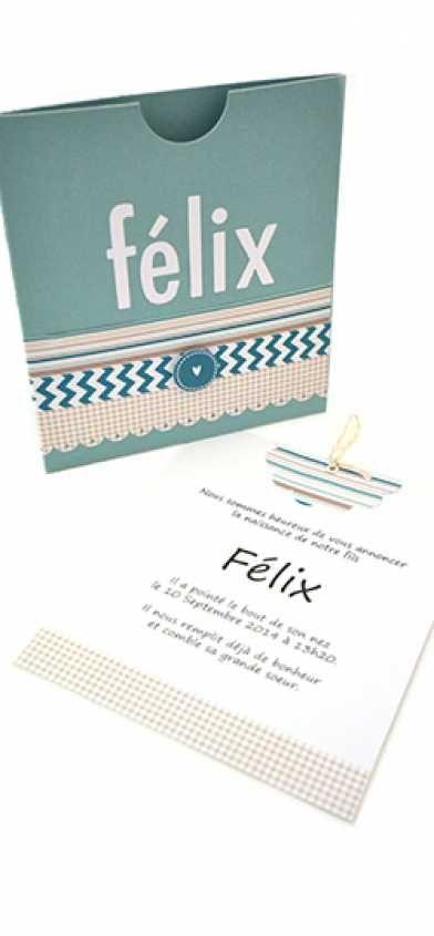 diy comment faire le faire part de naissance conseil cartes bebe pinterest cards. Black Bedroom Furniture Sets. Home Design Ideas