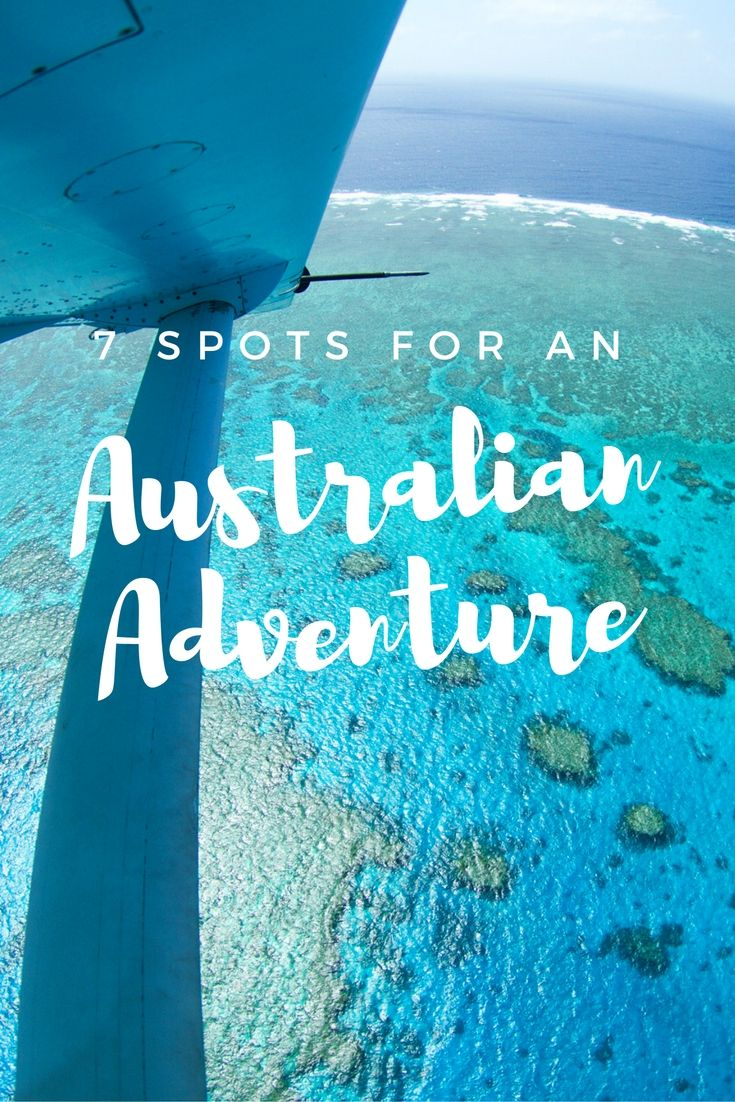 Gorgeous landscapes, exotic wildlife and awesome food are the things that drew me back to Australia. It really is a country full of opportunity for adventure.