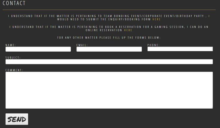 Pin by Dimitar Krastev on UI Patterns - Forms - Papas Pinterest - reservation forms in pdf
