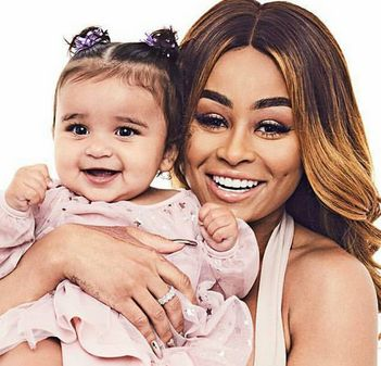 Blac Chyna And Her Daughter, Dream Stun On The Cover Of People Magazine, Explains Why She Moved Out Of Kylie's House