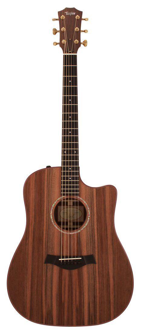 Taylor Custom BTO Dreadnought AA Rosewood Sinker Redwood Acoustic Guitar