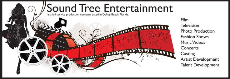 Sound Tree Entertainment | 561-404-4290 | Executive Producer Gregory James Blount